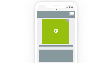 Mobile Video Interstitial